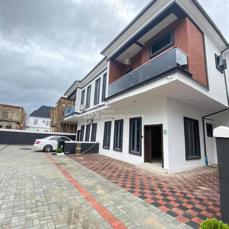 4 Bedroom Duplex with a Bq, Lekki, Lagos, Semi-detached Duplex for Rent