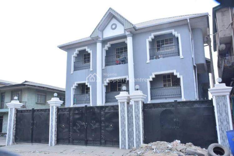 Registered Survey, No6, Onipede Lawson,ojuelegba, Surulere, Lagos, Flat / Apartment for Sale