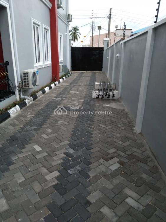 a Lovely and Nice Well Finished Newly Built 2 Bedroom Flat, Off, Adeniran Ogunsanya, Surulere, Lagos, Flat / Apartment for Rent