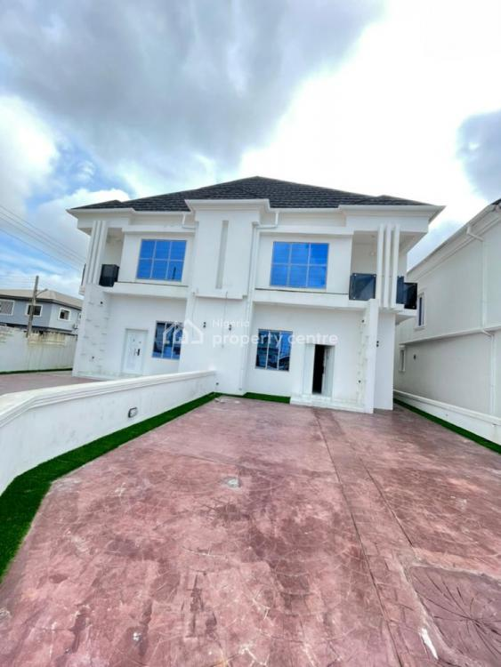 Well Finished 4 Bedroom Semi Detached with Swimming Pool, Ajah, Lagos, Detached Duplex for Sale