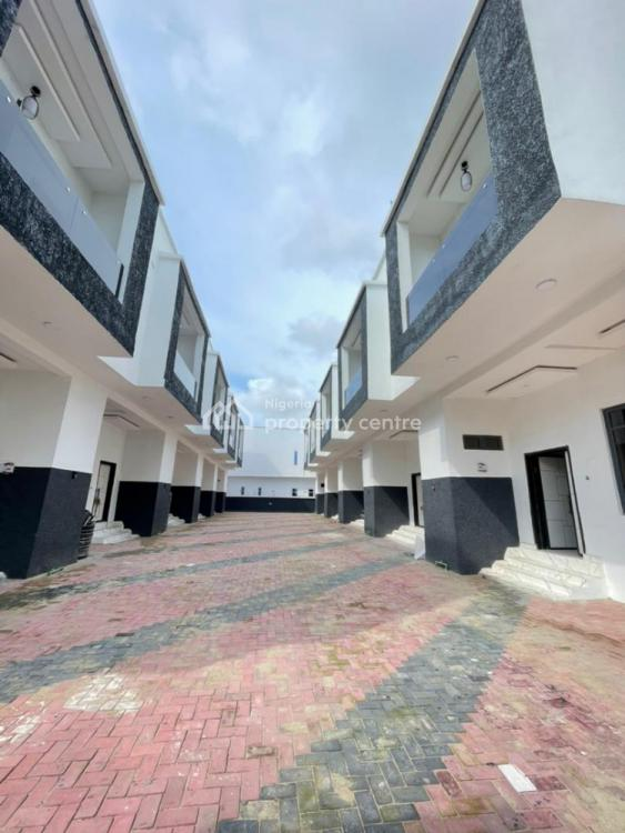 Moderate 3 Bedrooms Terrace Duplex, Ajah Estate, Ajah, Lagos, Terraced Duplex for Sale