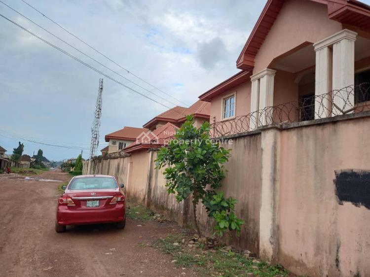 Massive Luxury 5 Bedroom Siuted Duplex with 2 Bedroom Bq (cofo), Corridor Estate,independence Layout, Enugu, Enugu, Detached Duplex for Sale