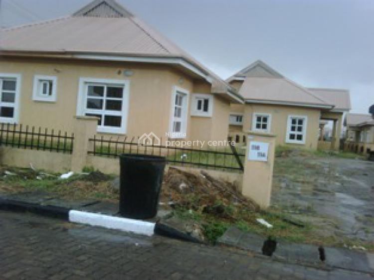 4 Bedroom Bungalow, Norther Foreshore Estate, Lekki, Lagos, Semi-detached Duplex for Sale