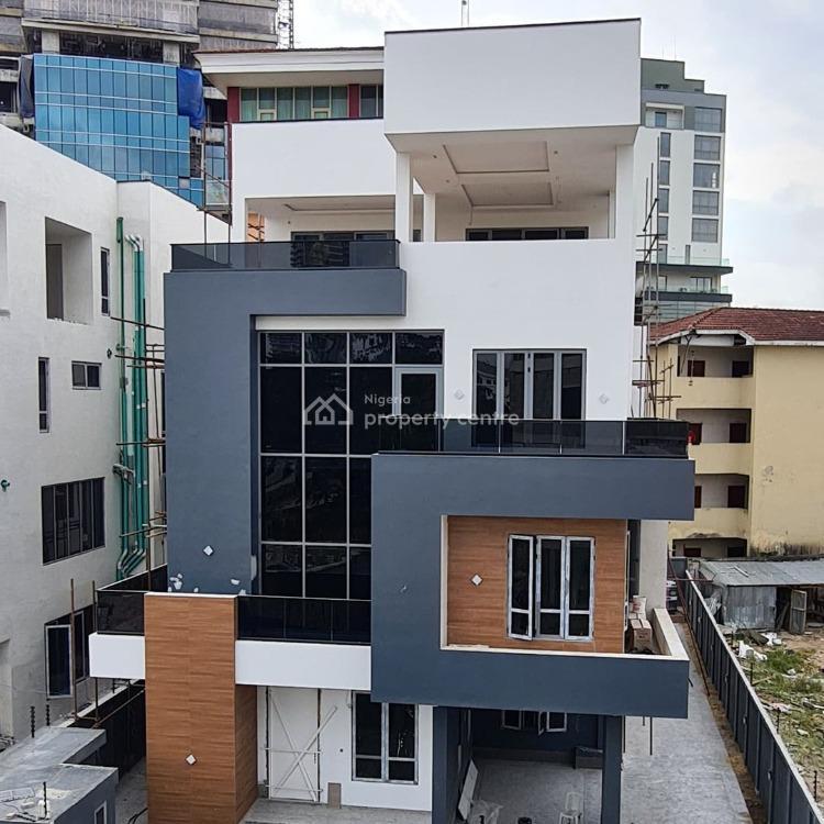 5 Bedroom Detached Duplex with Rooftop Terrace, Cinema, Swimming Pool, Ikoyi, Lagos, Detached Duplex for Sale