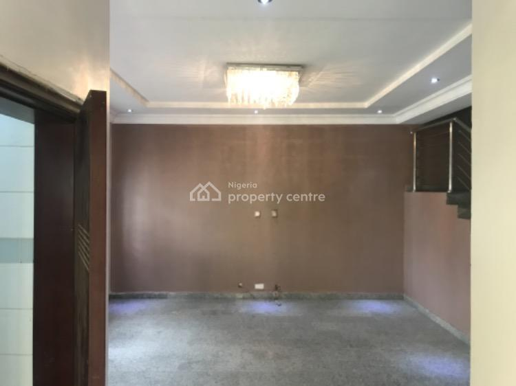 Exquisite 4 Bedroom Terrace Duplex + Bq and Acs, Swimming Pool, Wuye, Abuja, Terraced Duplex for Rent