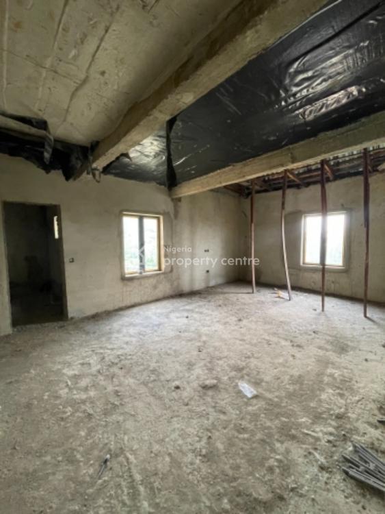 5 Bedroom Detached Duplex Carcass, Katampe Extension, Katampe, Abuja, Detached Duplex for Sale