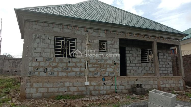 3 Bedroom Bungalow in a Nice Estate, Jedo Estate, Lugbe District, Abuja, Detached Bungalow for Sale