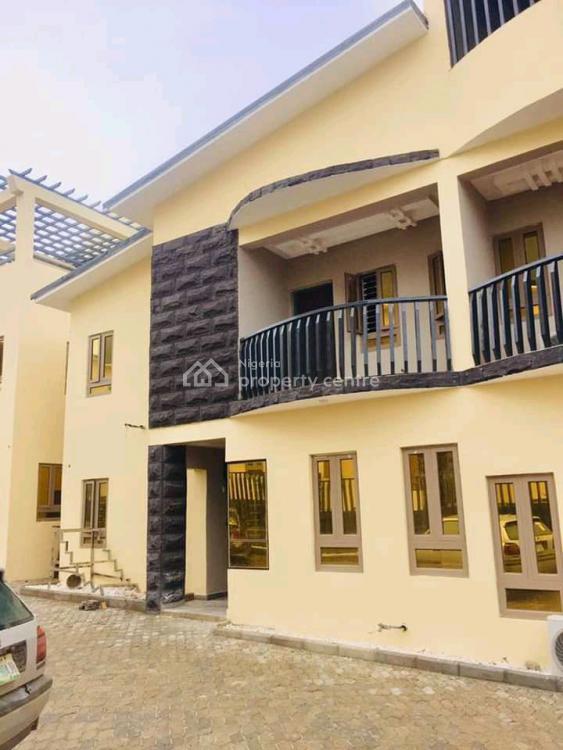 Brand Newly Built 4 Bedrooms Terrace Duplex, Guzape District, Abuja, Terraced Duplex for Sale