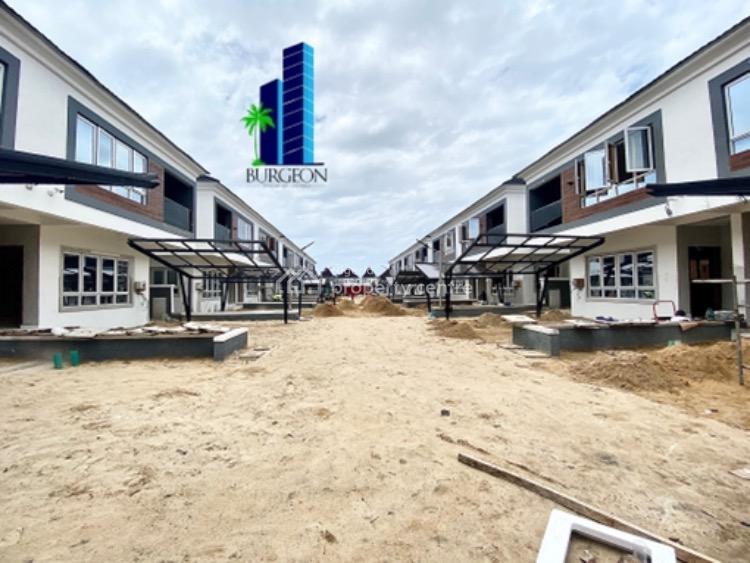 Brand New 4 Bedrooms Duplex, Osapa, Lekki, Lagos, Semi-detached Duplex for Sale