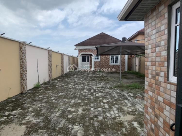 Decent 2 Bedroom House, Teachers Estate, Awoyaya, Ibeju Lekki, Lagos, Detached Bungalow for Sale