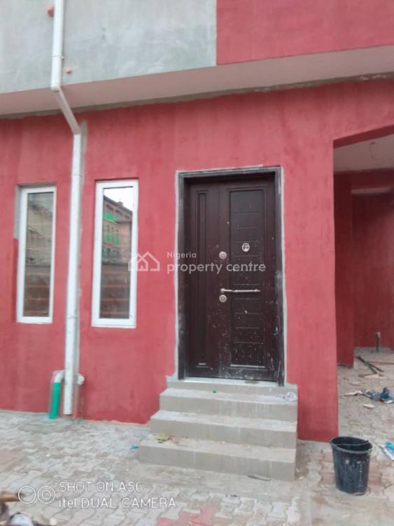 Very Nice 2 Bedroom Flat Upstairs, Alagomeji, Yaba, Lagos, Flat / Apartment for Rent