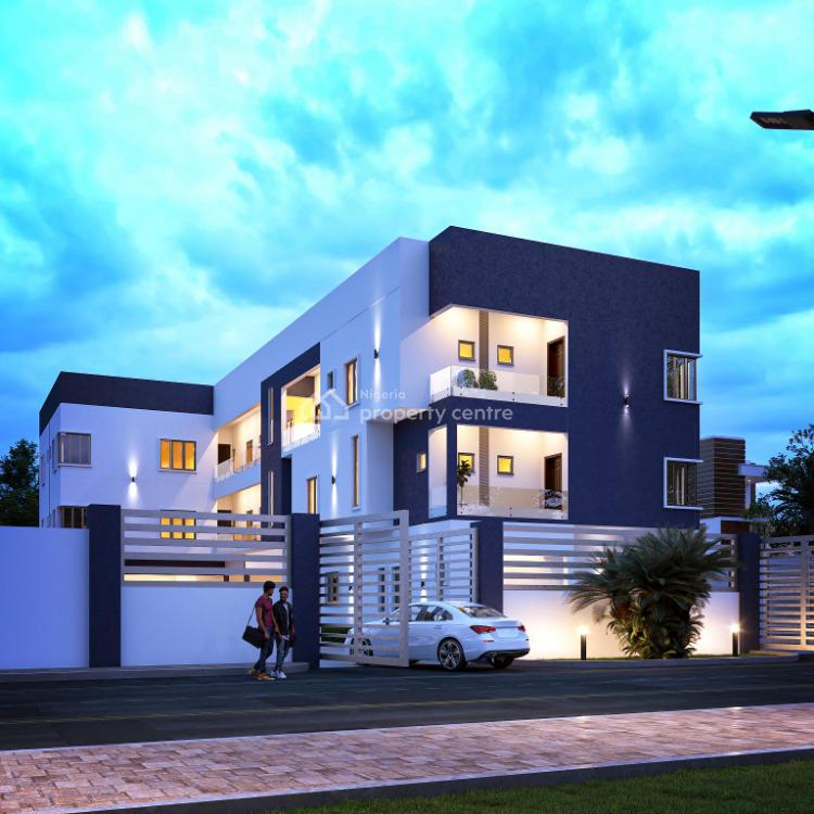 Newly Built Almost Finished 4 Bedroom Duplex, George Adiele Crescent, Lekki Phase 2, Lekki, Lagos, Semi-detached Duplex for Sale