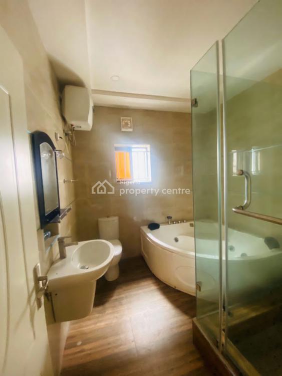 5 Bedroom Fully Detached Duplex with a Room Bq, Osapa, Lekki, Lagos, Detached Duplex for Rent