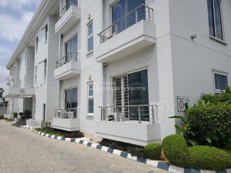 Luxury 4 Bedroom Flat with Bq and 24 Hrs Power, Estate, Banana Island, Ikoyi, Lagos, Flat / Apartment for Rent