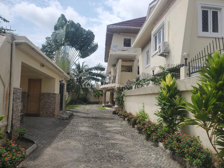 Luxury 9 Bedroom Fully Detached Duplex with Bq, Estate, Banana Island, Ikoyi, Lagos, Detached Duplex for Rent