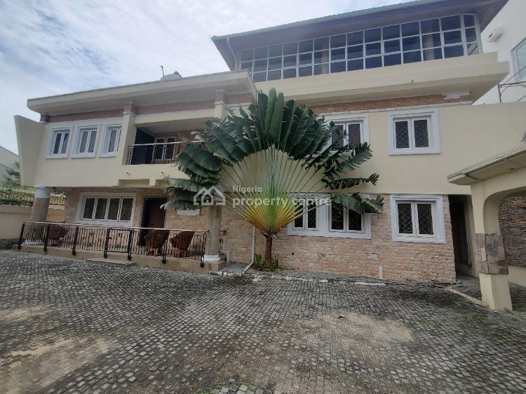 3 Bedroom Fully Detached Duplex with Bq, Banana Island Estate, Banana Island, Ikoyi, Lagos, Detached Duplex for Rent
