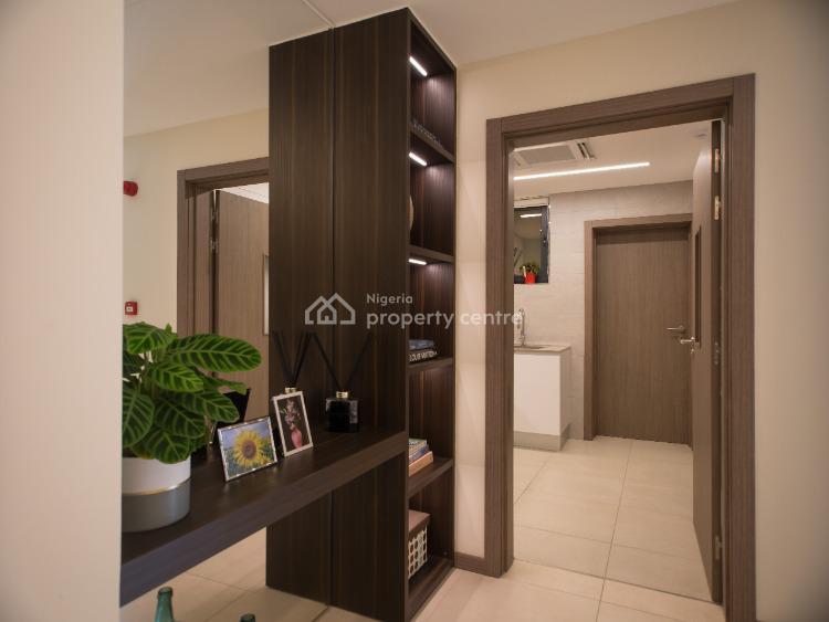 Luxuriously Finished Studio Flat, Ilubinri Estate, Osborne, Ikoyi, Lagos, Self Contained (single Rooms) for Sale
