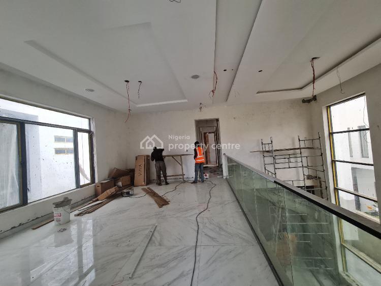 Massive 5 Bedroom Fully Detached House, Pinnock Beach Estate, Osapa, Lekki, Lagos, Detached Duplex for Sale
