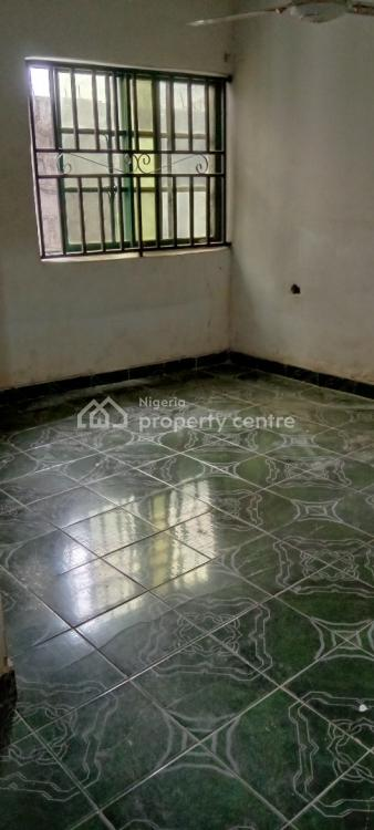 Spacious 1 Bedroom and Parlour Flat with Few People in The Compound, Thera Annex Estate, Behind Patron Hotel, Sangotedo, Ajah, Lagos, Mini Flat for Rent