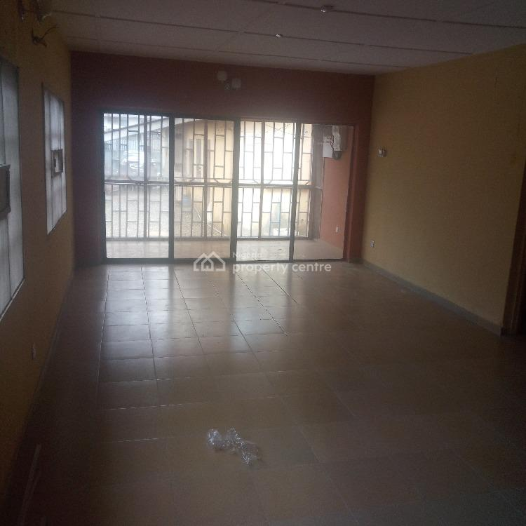4 Bedroom Bangalow Ensuit with Just 2 in a Compound, Estate, Eric Moore, Surulere, Lagos, Detached Bungalow for Rent