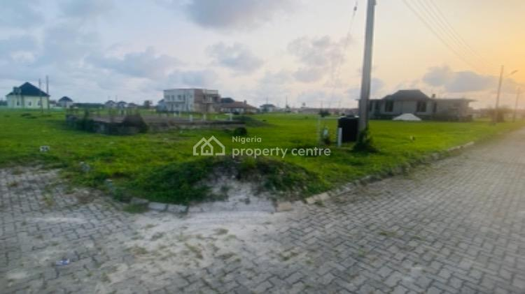 Service 450sqms of Land with Raft Foundation, Adiva Plainfield Estate, Imalete Alafia, Ibeju Lekki, Lagos, Residential Land for Sale