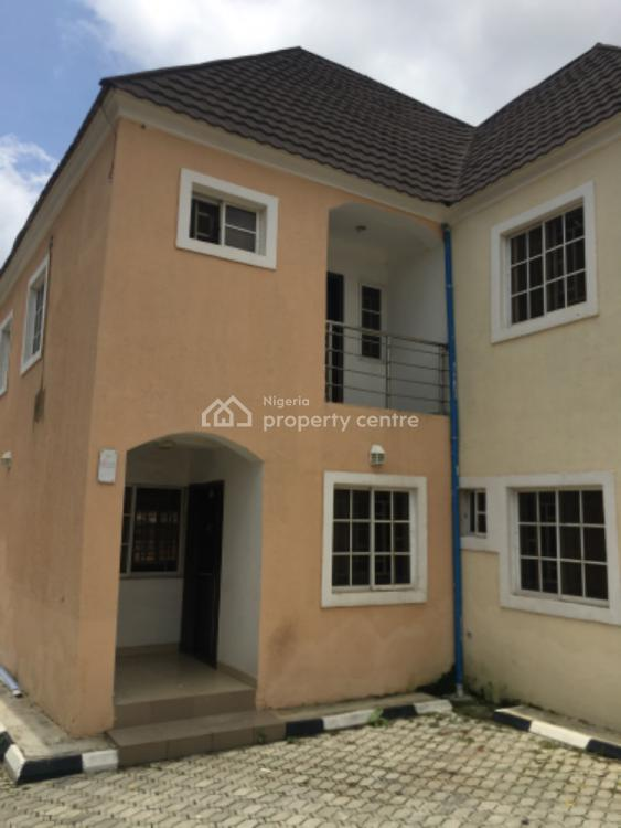 Decent 2 Units of 4 Semi Detached Duplex with a Room Bq, Maitama District, Abuja, House for Rent
