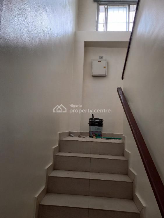 a Newly Renovated 4 Bedroom Semi Detached Duplex with B/q, Dolphin Estate, Ikoyi, Lagos, Semi-detached Duplex for Rent