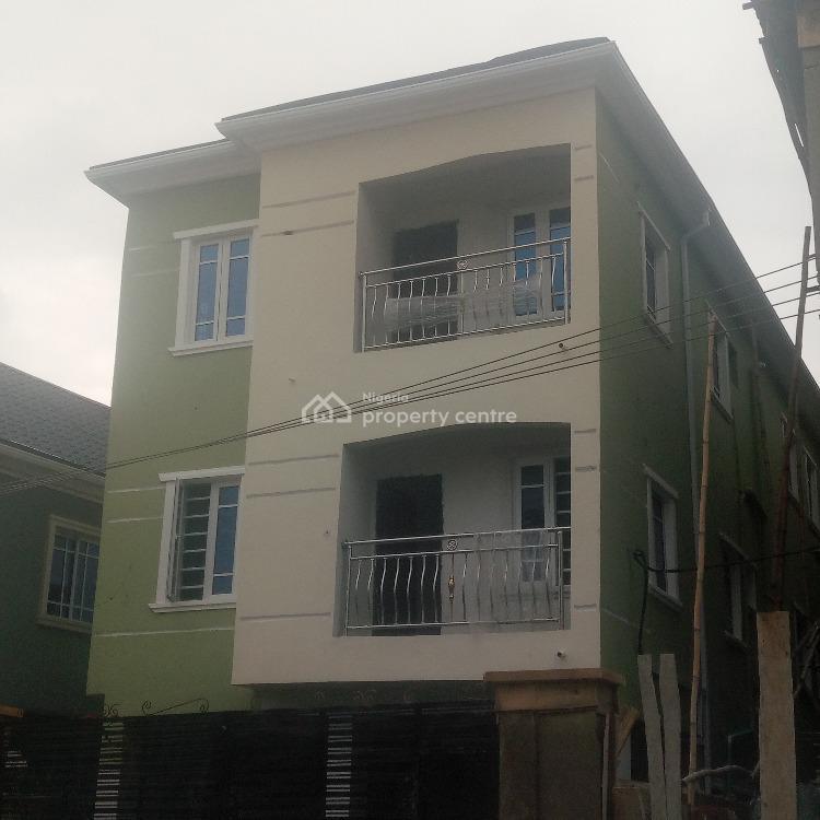 Tasteful Brand New Mini-flat with 2 Toilet 1 Bathroom, Off Lawanson Road, Itire-ikate, Surulere, Lagos, Mini Flat for Rent