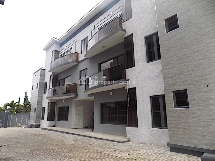 Newly Built 3 Bedroom Flat + Bq, 24 Hours Electricity, Park View Estate, Parkview, Ikoyi, Lagos, Flat / Apartment for Sale