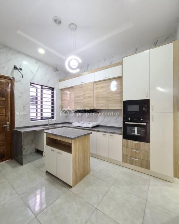 Luxury 4 Bedroom Semi Detached Duplex, Oral Estate, Chevron Axis, Lekki Phase 2, Lekki, Lagos, Semi-detached Duplex for Sale