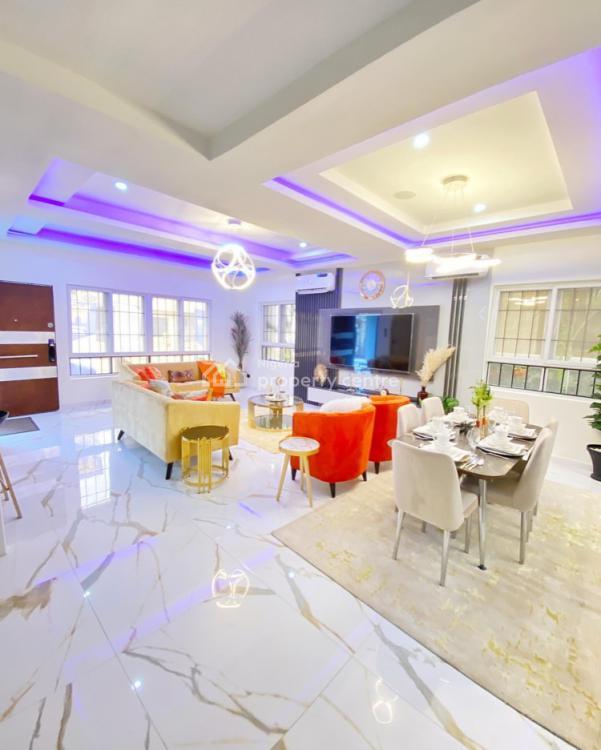 Luxury 4 Bedroom Semi Detached Duplex with a Pool and Gym, Vch Estate By Vgc, Lekki Phase 2, Lekki, Lagos, Semi-detached Duplex for Sale