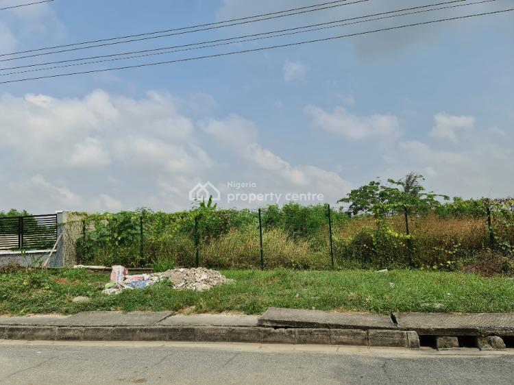 Waterfront Residential Bare Land, Acacia Drive, Osborne Phase 2, Osborne, Ikoyi, Lagos, Residential Land for Sale