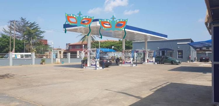 Functioning Filling Or Fuel Station, Igando, Ikotun, Lagos, Filling Station for Sale