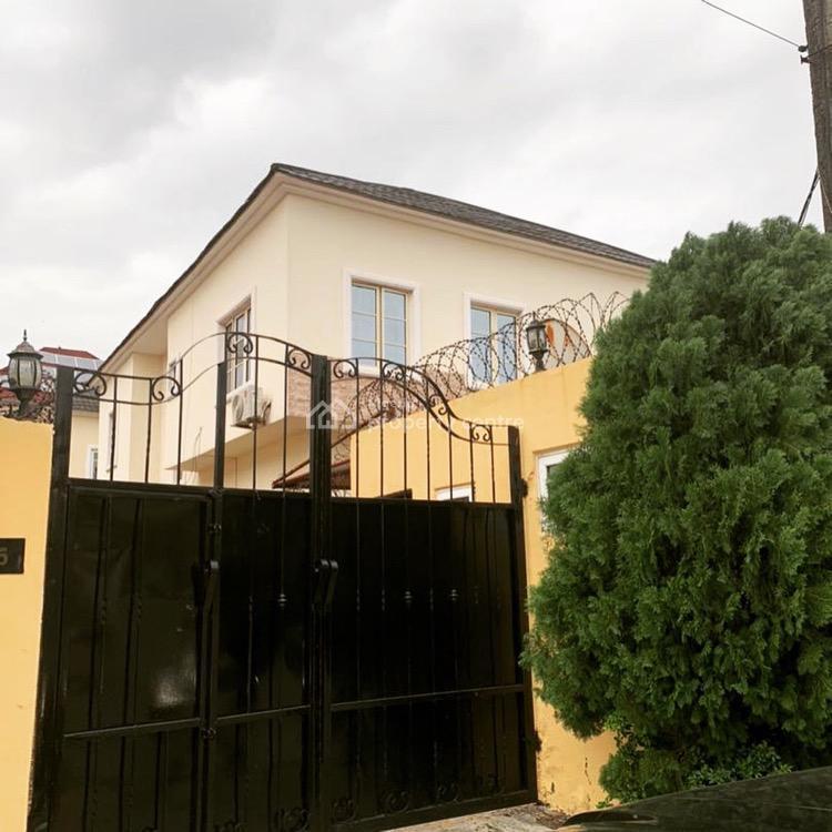 5-bedroom Detached House Plus Bq, Chevy View Estate, Chevron., Lekki, Lagos, Detached Duplex for Rent