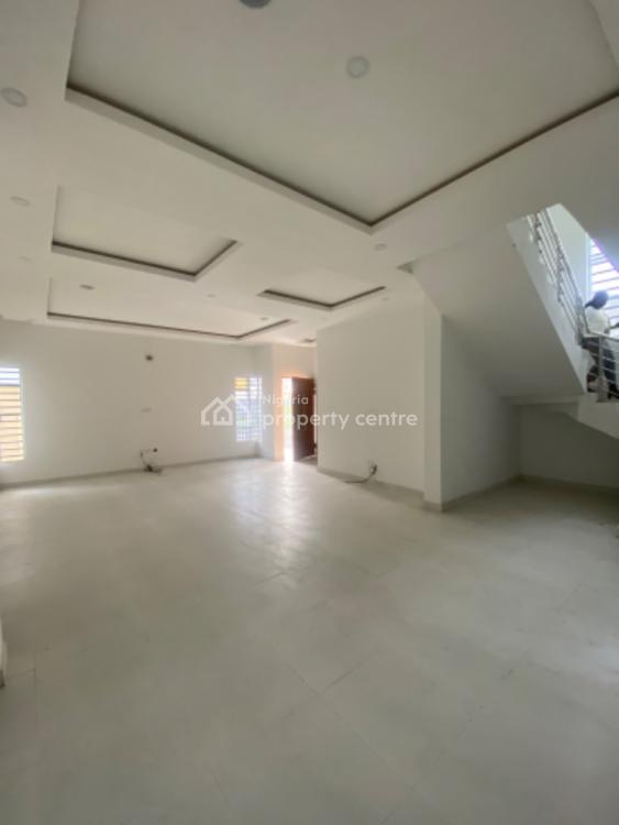 Luxury Brand New 4 Bedroom Fully Detached Duplex with Bq, Fitted Kitchen., Off Kusenla Road, Ikate Elegushi, Lekki, Lagos, Detached Duplex for Rent