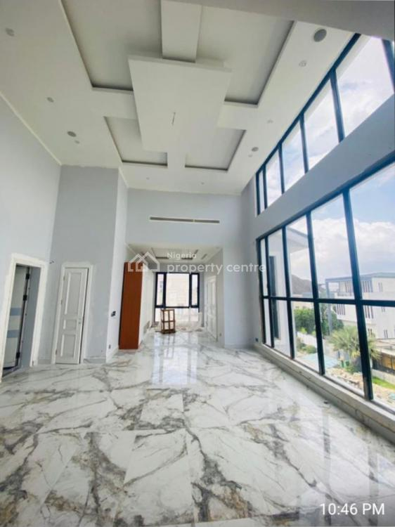 an Architectural Masterpiece of 6 Bedrooms Plus 2 Bq, Banana Island, Ikoyi, Lagos, Detached Duplex for Sale