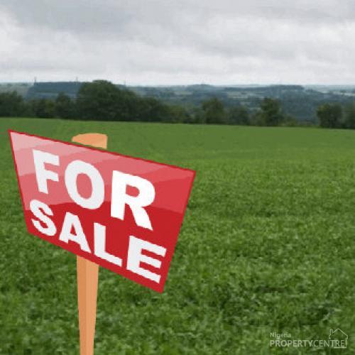 2400sqm Land, Abijo Gra, Abijo, Lekki, Lagos, Land for Sale