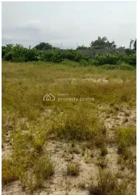 Strategic 2 Plots of Land, Cooplag Gardens, Lafiaji, Lekki, Lagos, Mixed-use Land for Sale