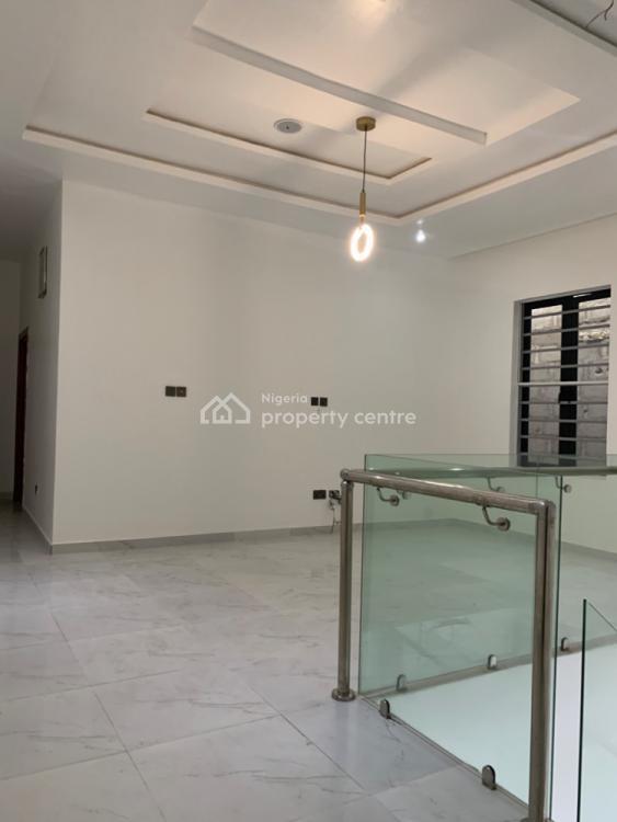 Luxury 4 Bedroom Semi Detached Duplex, Chevron, Lekki, Lagos, Semi-detached Duplex for Sale