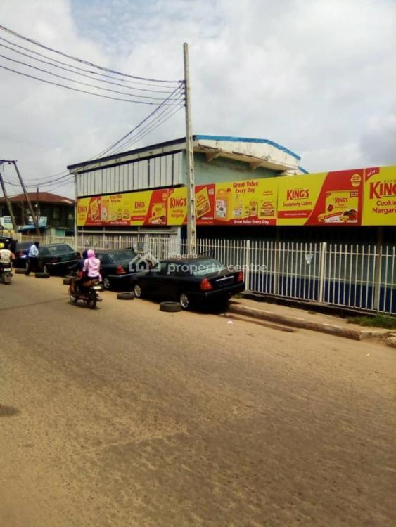 a Land of (4262 Meter Square), Wateco Building, Oke Bola, Ibadan, Oyo, Warehouse for Sale