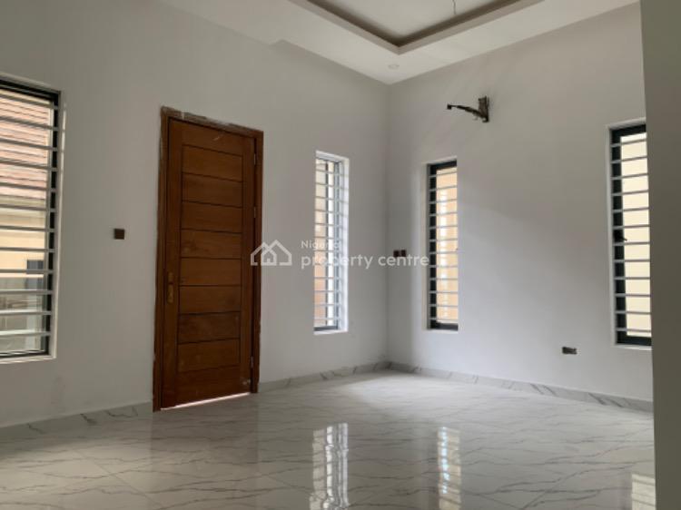Luxury 5 Bedroom Fully Detached Duplex with a Room Bq, Lekki, Lagos, Detached Duplex for Sale