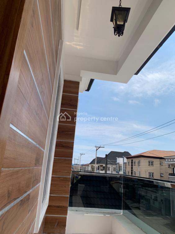 Luxury 5 Bedroom Fully Detached with Bq, Osapa, Lekki, Lagos, Detached Duplex for Sale