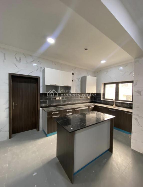 Top-notch Fully Serviced 3 Bedroom Flat with a Room Bq, Victoria Island (vi), Lagos, Flat / Apartment for Sale