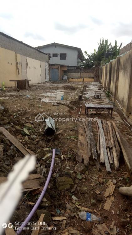Open Space for Church, School Or Warehouse in an Estate, Ogba, Ikeja, Lagos, Commercial Land for Rent