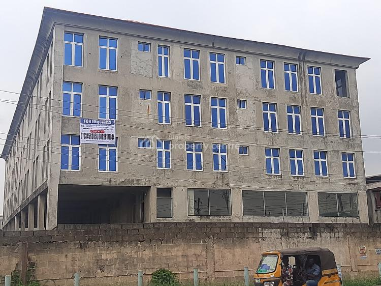 Warehouse Plus Office Space, Acme Road, Ogba, Ikeja, Lagos, Office Space for Sale