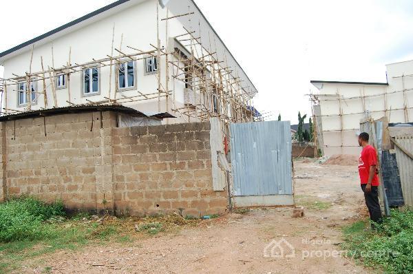 5 Units of 4 Bedroom Terrace Duplex, Aerodrome Gra, Samonda, Ibadan, Oyo, Terraced Duplex for Sale