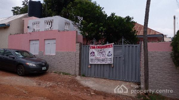 2 Bedroom Flat with a Shop, Plot 30b, Koroduma, Behind Global Village Hotels, One Man Village., Karu, Abuja, Detached Bungalow for Rent