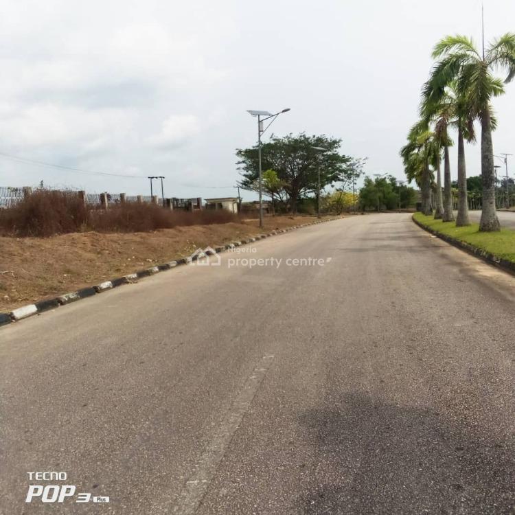 Strategically Located Land, Near Ibom Hotel, Uyo, Akwa Ibom, Land for Sale