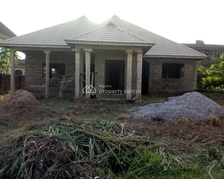 Uncompleted 4 Bedroom Ensuite Bungalow, Oke Badan Akala Way ,akobo, Ibadan, Oyo, Detached Bungalow for Sale