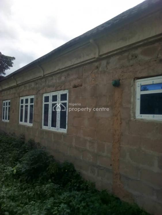 4 Bedroom Bungalow on 1and Half Plot, Olude Area, Ibadan, Oyo, Detached Bungalow for Sale
